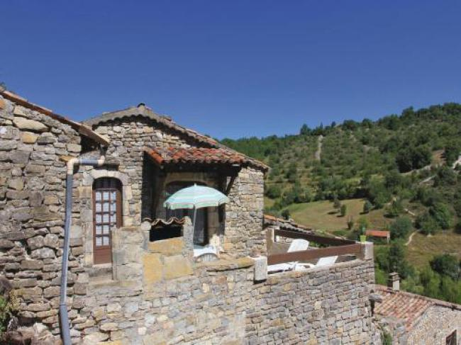 One-Bedroom Holiday Home in Rochecolombe-One-Bedroom-Holiday-Home-in-Rochecolombe