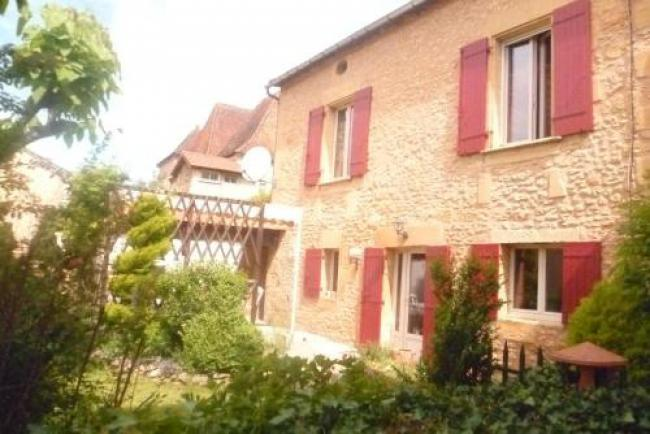 Maison Saint Bernard-Maison-Saint-Bernard