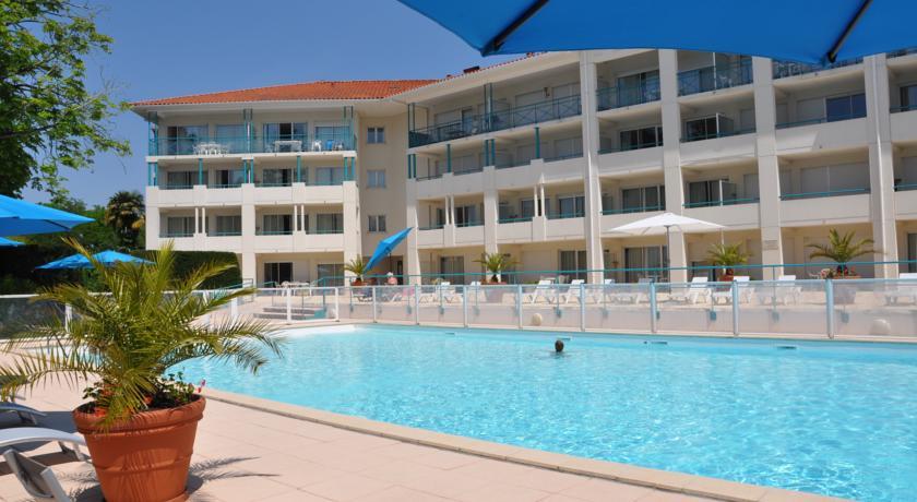 Résidence Hôtelière Du Golf-Residence-Hoteliere-Du-Golf