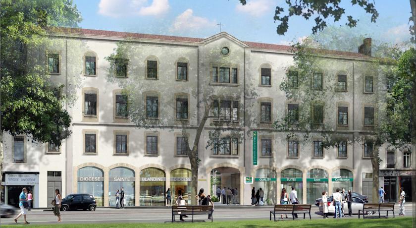 Quality Suites Lyon Confluence-Quality-Suites-Lyon-Confluence