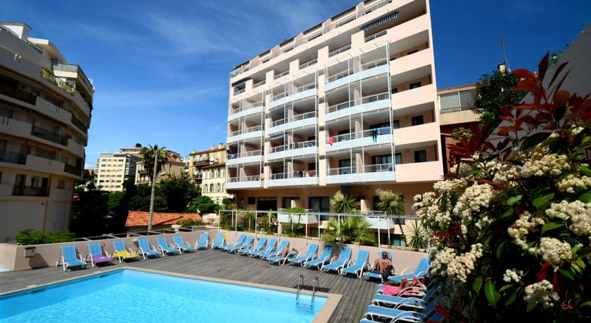Appart'Hotel Odalys Les Felibriges-Appart-Hotel-Odalys-Les-Felibriges