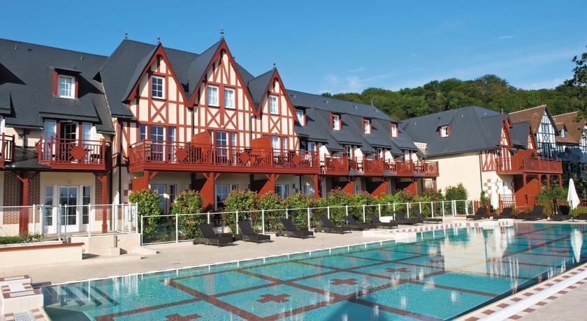 Pierre & Vacances Premium Residence & Spa Houlgate-Pierre-Vacances-Premium-Residence-Spa-Houlgate