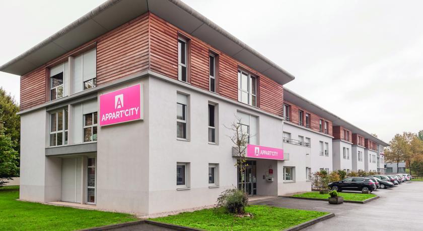 Appart'City Bourg en Bresse (Ex Park&Suites)-Appart-City-Bourg-en-Bresse-Ex-Park-Suites-