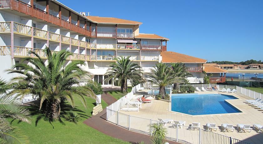 Résidence Mer & Golf Le Boucanier Port d'Albret-Residence-Mer-Golf-Le-Boucanier-Port-d-Albret
