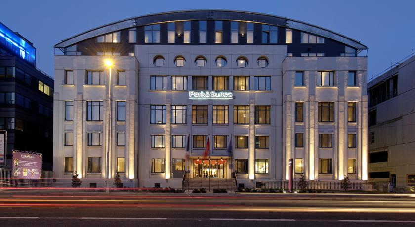 Appart'City Confort Lyon Part Dieu (Ex Park&Suites)-Appart-City-Confort-Lyon-Part-Dieu-Ex-Park-Suites-