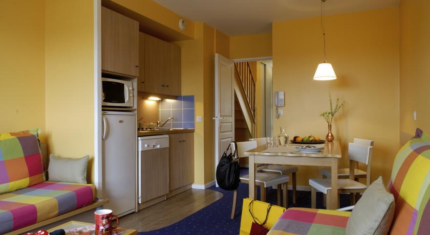 Aparthotel Adagio Marne La Vallée - Val d'Europe-Aparthotel-Adagio-Marne-La-Vallee-Val-d-Europe