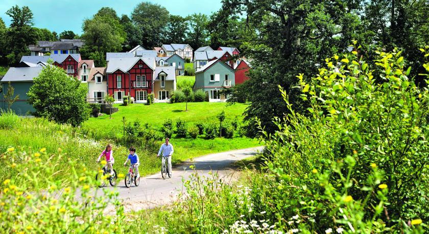 Pierre & Vacances Village - Normandy Garden-Pierre-Vacances-Village-Normandy-Garden