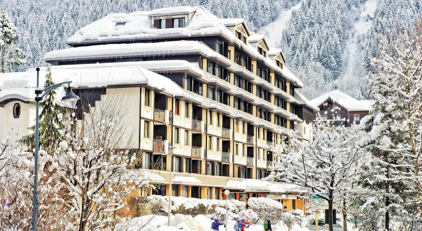 Résidence Maeva Le Chamois Blanc-Residence-Maeva-Le-Chamois-Blanc