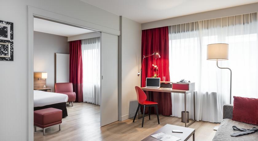 Aparthotel Adagio Paris Bercy Village-Aparthotel-Adagio-Paris-Bercy-Village