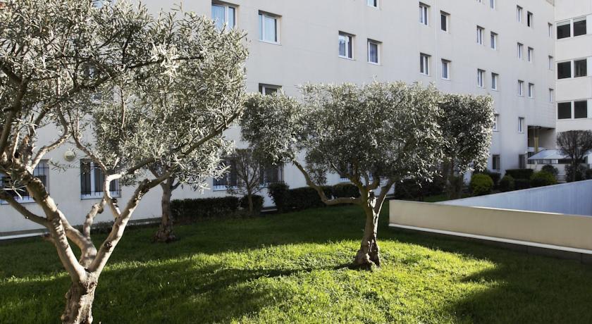 Aparthotel Adagio Access Marseille Prado Périer-Aparthotel-Adagio-Access-Marseille-Prado-Perier