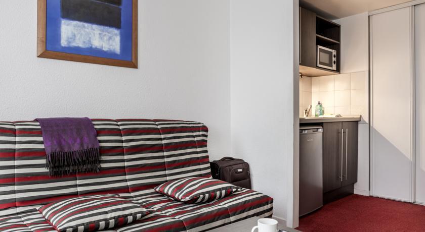 Aparthotel Adagio Access Paris La Villette-Aparthotel-Adagio-Access-Paris-La-Villette