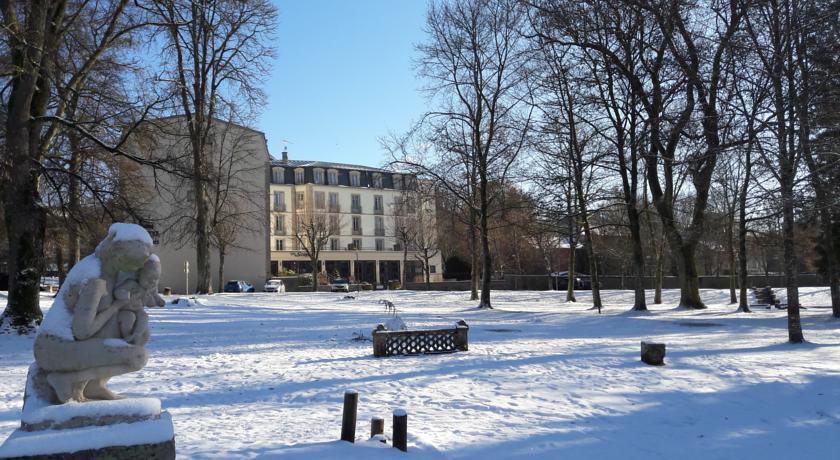CERISE Luxeuil Les Sources-Appart-Hotel-Les-Sources
