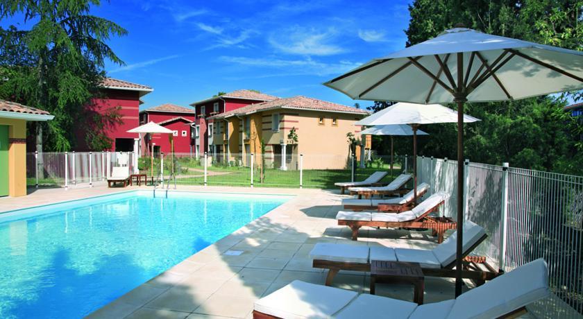 Appart'City Toulouse Saint Simon (Ex Park&Suites)-Appart-City-Toulouse-Saint-Simon-Ex-Park-Suites-