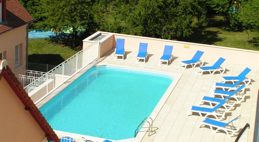 Appart'Hotel La Roche Posay - Terres de France-Appart-Hotel-La-Roche-Posay-Terres-de-France