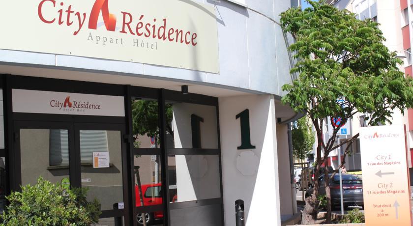 City Résidence Strasbourg Centre-City-Residence-Strasbourg-Centre