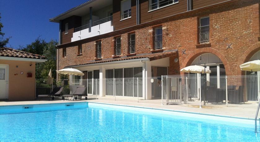Appart'City Toulouse Colomiers (Ex Park&Suites)-Appart-City-Toulouse-Colomiers-Ex-Park-Suites-