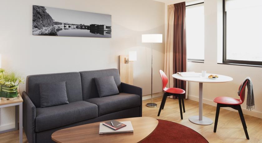 Aparthotel Adagio Toulouse Parthenon-Aparthotel-Adagio-Toulouse-Parthenon