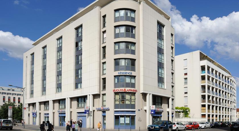Séjours & Affaires Lyon Park Avenue-Sejours-Affaires-Lyon-Park-Avenue