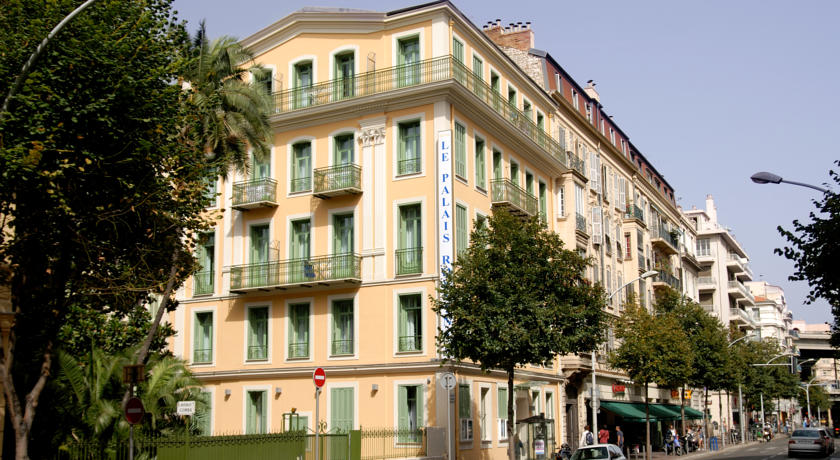 Appart'Hotel Odalys Le Palais Rossini-Appart-Hotel-Odalys-Le-Palais-Rossini