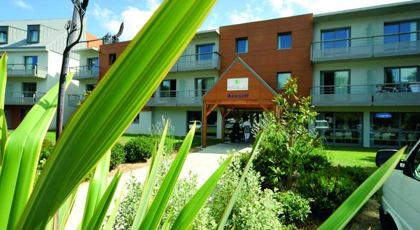 Appart'City Nantes Carquefou (Ex Park&Suites)-Appart-City-Nantes-Carquefou-Ex-Park-Suites-