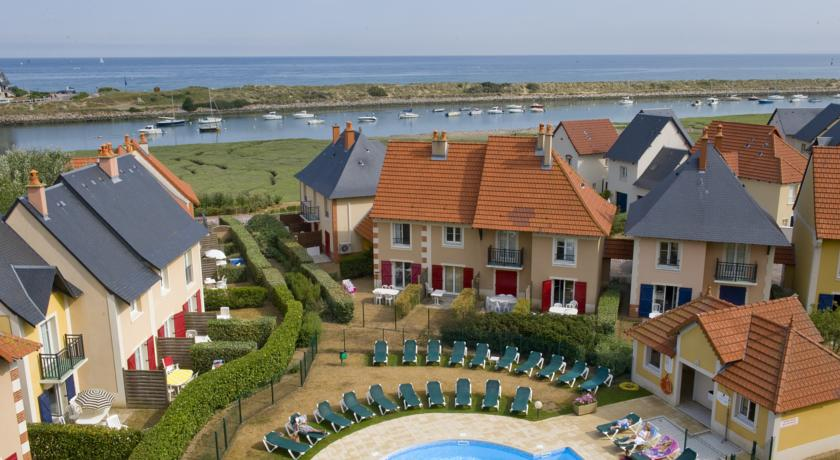 Residence pierre vacances port guillaume dives sur mer - Residence pierre vacances port guillaume ...