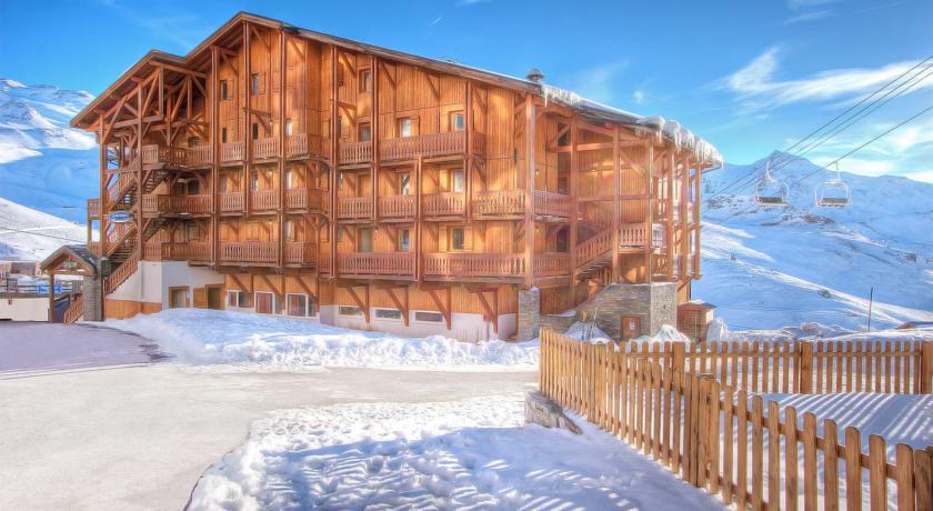 Résidence Les Balcons de Val Chavière-Residence-Les-Balcons-de-Val-Chaviere