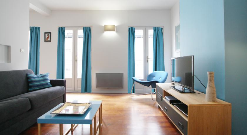 Apartments Paris Centre - At Home Hotel-Apartments-Paris-Centre-At-Home-Hotel