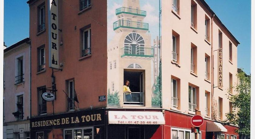 Residence De La Tour Paris-Malakoff-Residence-De-La-Tour-Paris-Malakoff