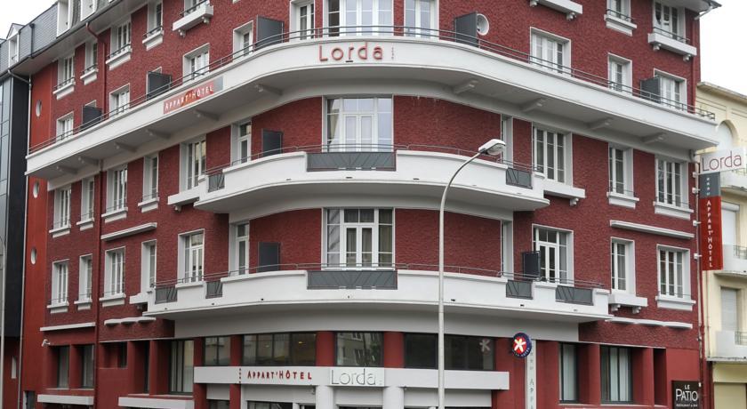 Lorda Appart'hôtel-Lorda-Appart-hotel