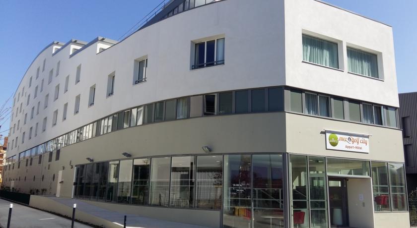 Appart-Hôtel Mer & Golf City Bordeaux-Appart-Hotel-Mer-Golf-City-Bordeaux