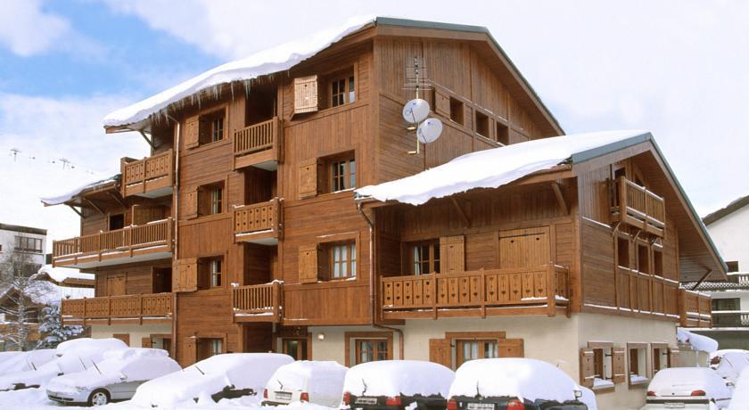 Résidences l'Alpina Lodge-Residences-l-Alpina-Lodge