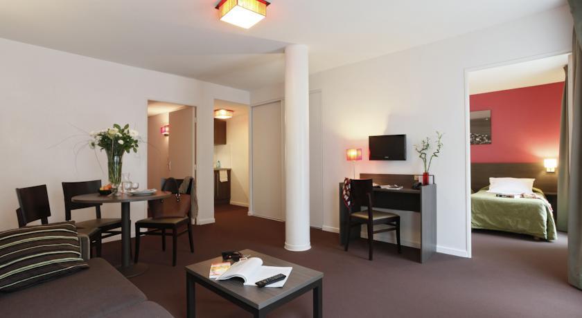 Aparthotel Adagio Access Marseille Saint Charles-Aparthotel-Adagio-Access-Marseille-Saint-Charles