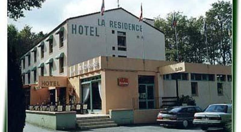 A La Résidence-A-La-Residence