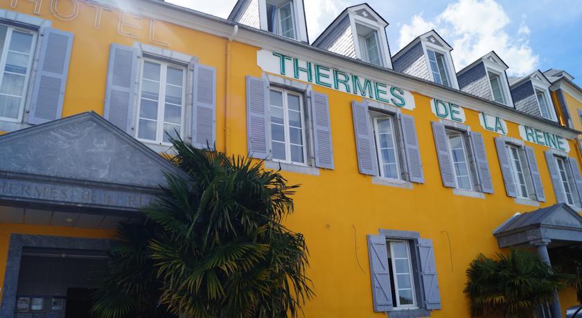 Appart'hôtel Bellevue Thermes de la Reine-Appart-hotel-Bellevue-Thermes-de-la-Reine