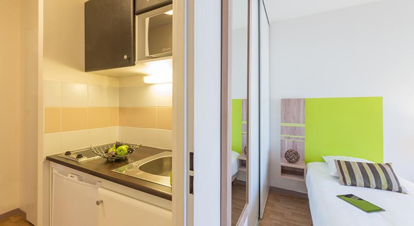 Appart'City Confort Nantes Centre (Ex Park&Suites)-Appart-City-Confort-Nantes-Centre-Ex-Park-Suites-