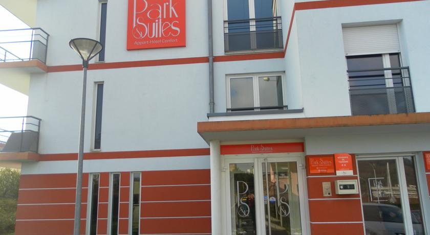 Appart'City Saint Etienne - Saint Priest en Jarez (Ex Park&Suites)-Appart-City-Saint-Etienne-Saint-Priest-en-Jarez-Ex-Park-Suites-