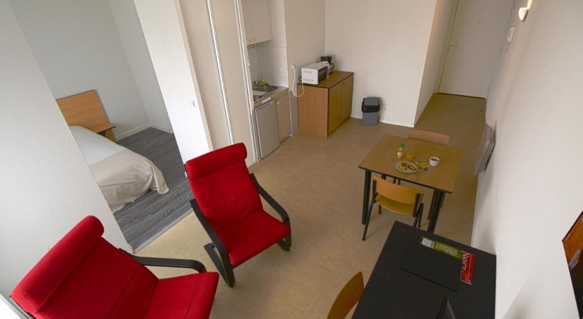 Appart Hôtel La Maison Des Chercheurs-Appart-Hotel-La-Maison-Des-Chercheurs