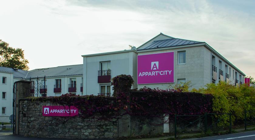 Appart'City Nantes Saint-Herblain (Ex Park&Suites)-Appart-City-Nantes-Saint-Herblain-Ex-Park-Suites-