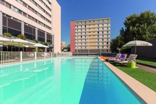 Appart'City Confort Grenoble Alpexpo (Ex Park&Suites)-Appart-City-Confort-Grenoble-Alpexpo-Ex-Park-Suites-