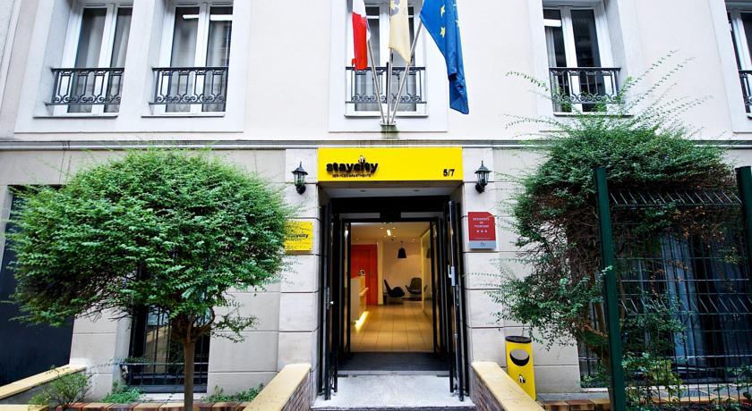 Staycity Aparthotels Gare de l'Est-Staycity-Aparthotels-Gare-de-l-Est