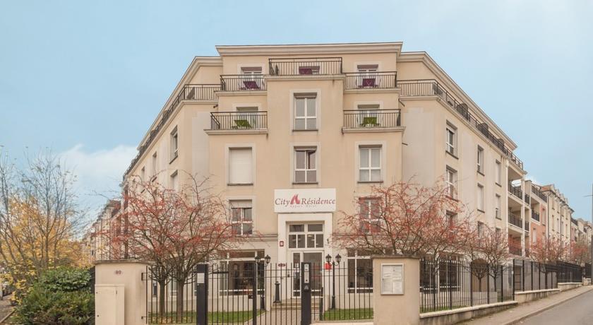 City Résidence Marne-La-Vallée-Bry-Sur-Marne-City-Residence-Marne-La-Vallee-Bry-Sur-Marne