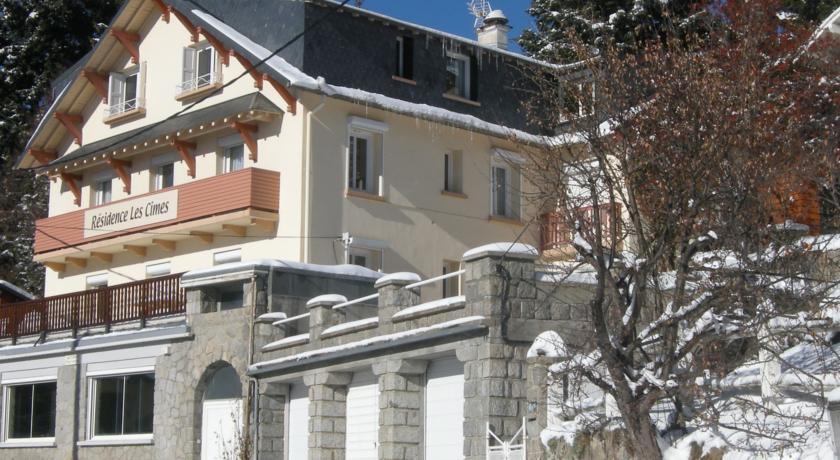 Residence Les Cimes-Residence-Les-Cimes