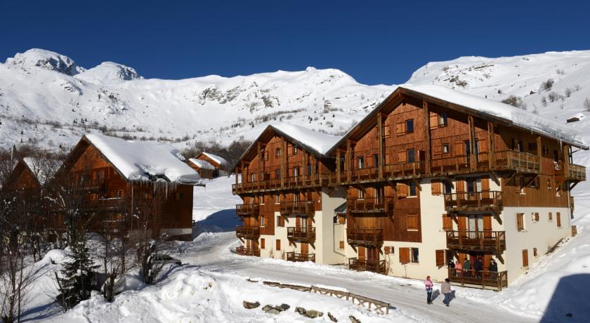Odalys Residence Les Chalets de la Porte des Saisons-Odalys-Residence-Les-Chalets-de-la-Porte-des-Saisons