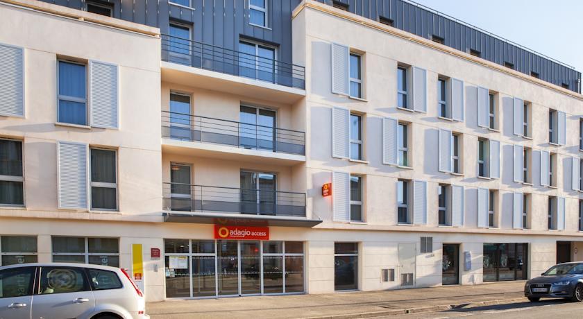 Aparthotel Adagio Access Poitiers-Aparthotel-Adagio-Access-Poitiers