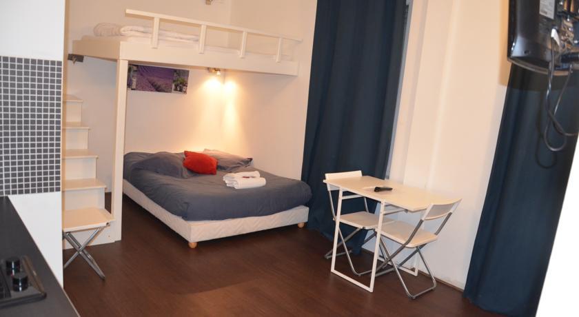 Hotel Studios Phenicio Montrouge-Hotel-Studios-Phenicio-Montrouge