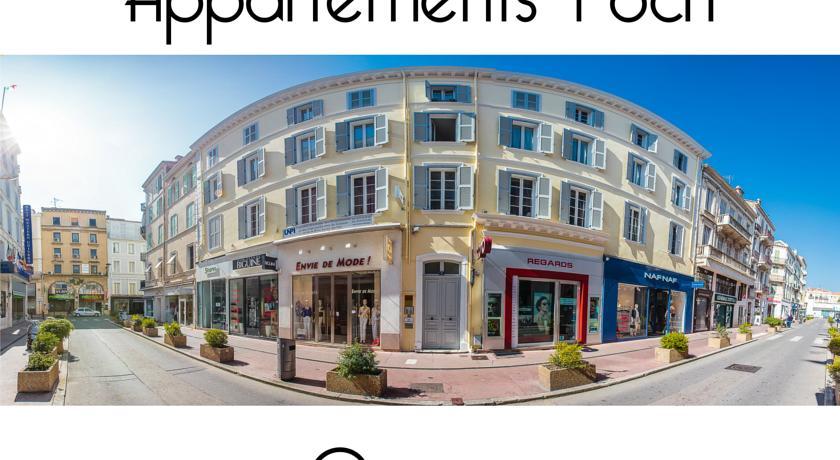 Appartements Foch-Appartements-Foch