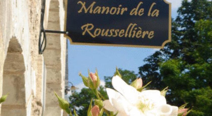 Manoir De La Rousselliere-Manoir-De-La-Rousselliere