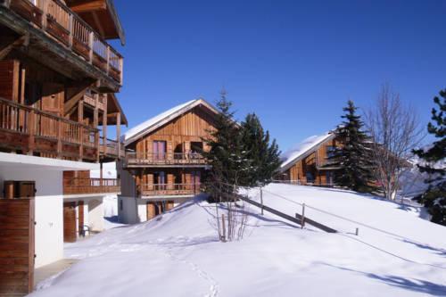 Résidence Néméa Les Chalets Des Cîmes-Residence-Nemea-Les-Chalets-Des-Cimes