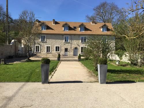La Villa Du Moulin de Champie - Versailles-La-Villa-Du-Moulin-de-Champie-Versailles