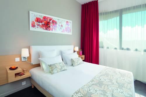 Appart'City Confort Montpellier Millénaire (Ex Park&Suites)-Appart-City-Confort-Montpellier-Millenaire-Ex-Park-Suites-